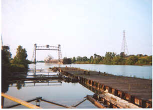 [picture of welland canal]